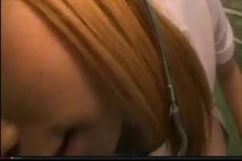 【ニューハーフ動画】穴があくまで見つめられたい!こんなかわいいニューハーフ看護婦との病院プレイ、最後はフェラ抜きで完全骨抜き!